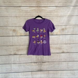 Disney Food & Wine Festival T-shirt